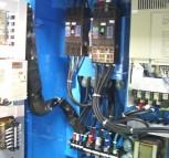 クレーン制御盤