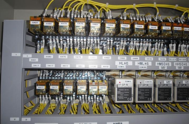 冷却装置制御盤