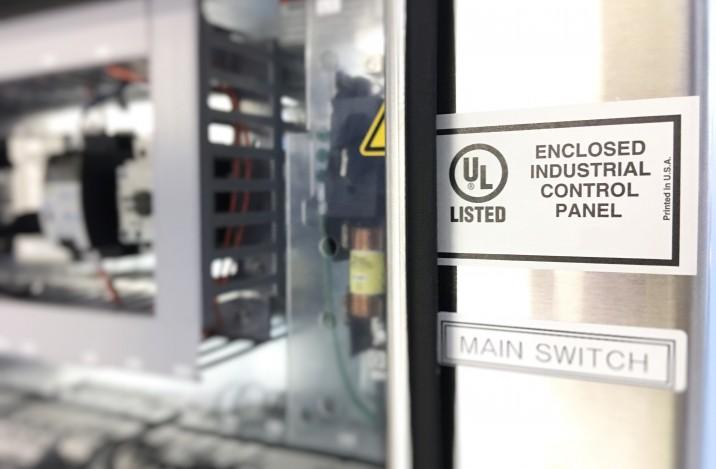 制御盤 海外規格  「制御盤メーカー・K社様(UL508A 規格対応)」