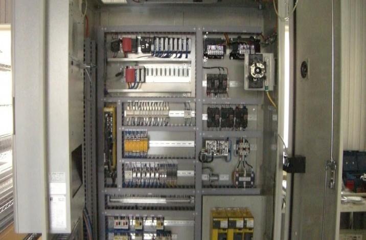 工作機械制御盤