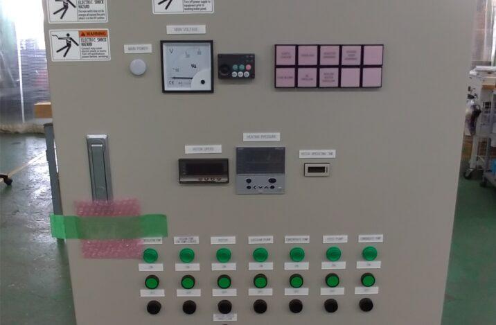 ●UL508A LISTED制御盤 製造 株式会社大川原製作所/吉田様