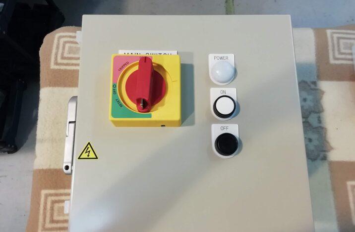 【設計】日本濾過工業株式会社/千葉様  欧州向け小型制御盤